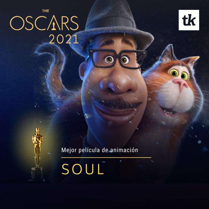 Mejor Película Animada  - Soul