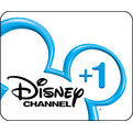 Disney Channel +1 logo