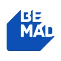 Be Mad logo